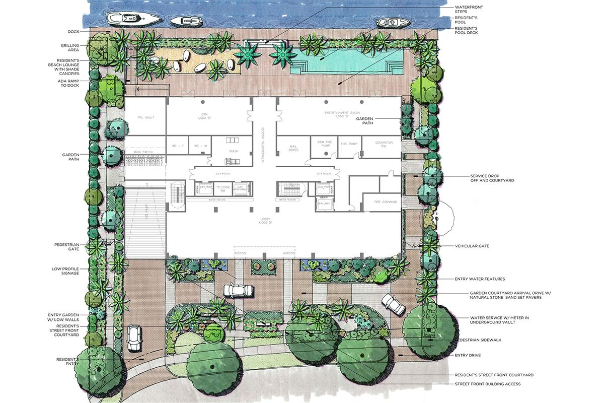 landscape designer fort lauderdale fl