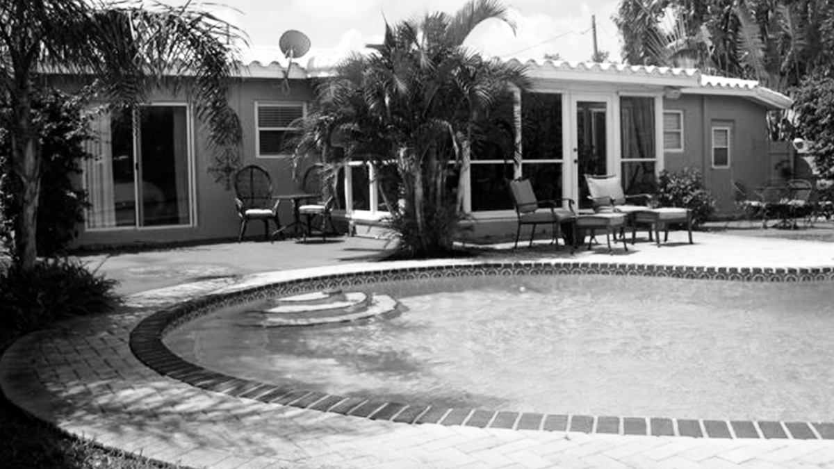Pool installation in south florida